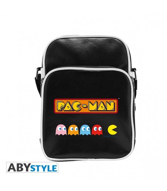 "PAC MAN - TRACOLLA/SHOULDERBAG - ""GHOST"""
