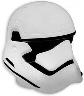 Star Wars - Disney - Lampada - Light - Stormtrooper - Abystyle Ufficiale - Pvc 17,5x15x17cm - Usb