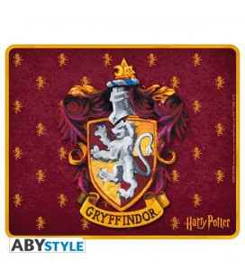 Mousepad - Tappetino per il Mouse - Gryffindor Grifondoro Harry Potter - Abystyle - 23 x 19 cm