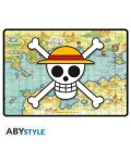 One Piece - Luffy . Skull - Abystyle - Mousepad - Tappetino per Mouse - 35x25 Cm - Gaming