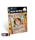 One Piece - Monkey D. Luffy - Rufy - Rubber - Obyz - Puzzle - Jigsaw - 100 pcs - 28 x 40 cm