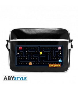 "PAC-MAN - TRACOLLA/SHOULDERBAG - ""PACMAN LABYRINTH"""
