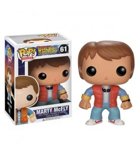 BACK TO THE FUTURE - POP! - MARTY MCFLY