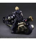 Action Figure Cloud & Fenrir- Final Fantasy VII - Play Arts Kai