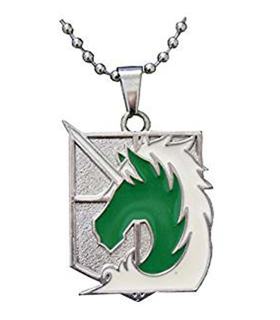 Collana unicorno dei titani - Pidak Shop