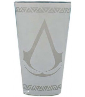 Assassin'S Creed - Glass/Bicchiere Logo Assassin'S Creed