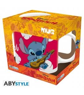 Tazza Lilo & Stitch Ohana - 320 ml - Abystyle - Disney licensed