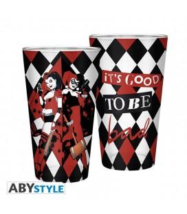 "Bicchiere formato ""XXL"" Harley Quinn - 400 ml - DC Comics"