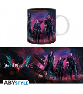 Tazza Con Personaggi Devil May Cry 5 - 320 Ml - Abystyle