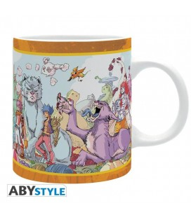 "Tazza Dreamland ""Lucky Stars & friends"" - 320 ml - Abystyle"
