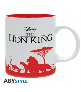 """Tazza """"The Lion King"""" I just can't wait to be king - 320 ml"""