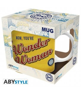 "Tazza ""Wonder Woman Mom"" - 320 ml - AbyStyle"