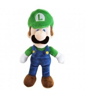 "Peluche Luigi da ""Super Mario Bros"" - 24 cm - Nintendo - Together +"