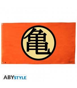 Bandiera Dragonball - Simbolo di Kame (70x120)