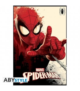 "Poster Spiderman ""Friendly Neighbourhood"" - 91 x 61 cm"