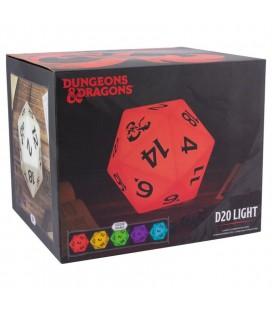 "Lampada da tavolo Dungeons & Dragons ""D20 light"""