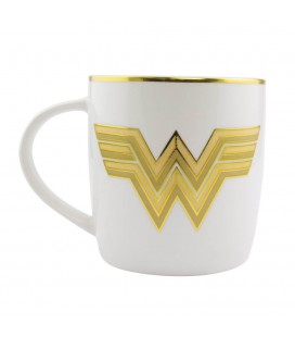 Tazza DC Comics Wonder Woman 1984 - White - 350 ml