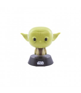 Mini Lampada Icon: Yoda Di Star Wars