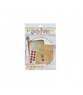 Set di scrittura con lettere Hogwarts - Harry Potter