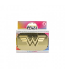 Carte da gioco DC Comics Wonder Woman 1984