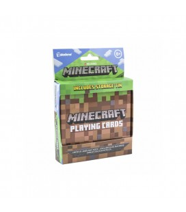 Carte da gioco Minecraft con Tin box
