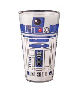 "STAR WARS - GLASS/BICCHIERE ""R2-D2"""