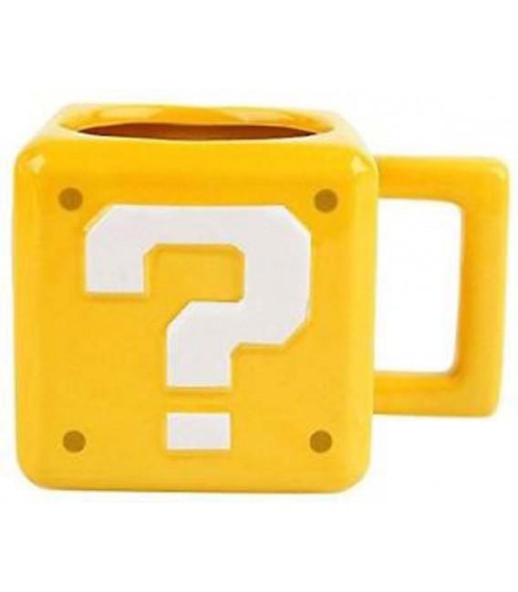 XxxSuper Mario - Mug/Tazza Question Block