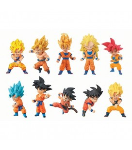 Mini figure Dragonball WCF Collection: Goku Special - 10 to collect