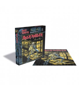 Puzzle Iron Maiden - Piece of Mind