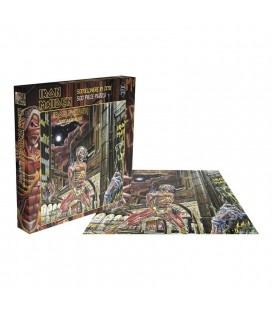 Puzzle Iron Maiden - Somewhere in time