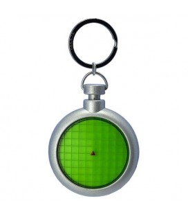 DRAGON BALL - 3D KEYCHAIN / PORTACHIAVI - RADAR / CERCA SFERE - WITH SOUNDS AND LIGHTS - 7x6 cm
