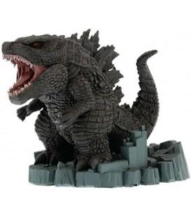 Banpresto - Godzilla King Of The Monsters - Pvc Deforme Statue Godzilla 9 Cm