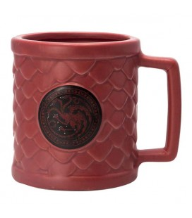 GAME OF THRONES - 3D MUG / TAZZA - TARGARYEN - 500 ML
