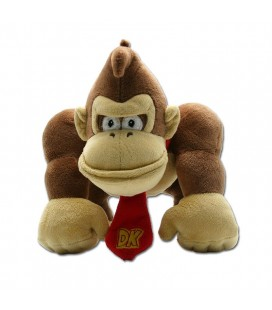 Peluche Donkey Kong - Nintendo official 22 cm - AbyStyle