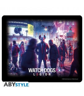 "Tappetino Mousepad per il mouse - Watch Dogs ""Legion"" - Abystyle"