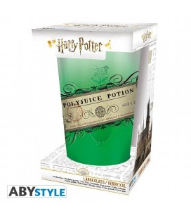 "Bicchiere ""XXL"" Polyjuice Potion from Harry Potter - Verde - 400 ml - AbyStyle"