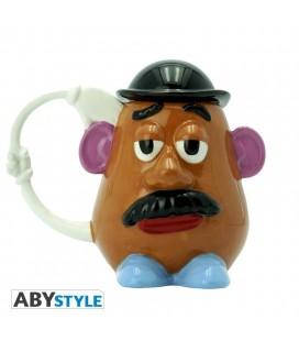 Tazza 3D con testa di Mr. Potato - Toy Story - Abystyle
