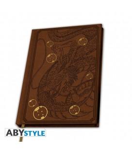 Quaderno Premium A5 Shenron - Dragonball - Abystyle