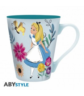 Tazza Alice in Wonderland - Azzurro - 250 ml - Abystyle