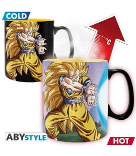 Tazza Dragon Ball Kamehameha - 460 ml - Abystyle