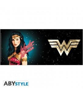 """Tazza da 320 ml ufficiale ispirata al film """"Wonder Woman 1984"""""""