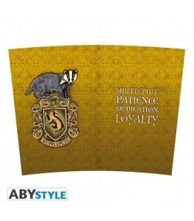 """Tazza da Viaggio """"Tassorosso"""" da 355 ml - Harry Potter - Abystyle"""