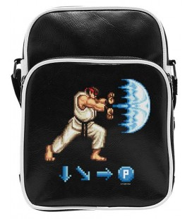 "STREET FIGHTER - TRACOLLA/SHOULDERBAG - ""RYU HADOKEN"""