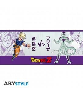 Tazza Dragon Ball Z : Goku vs Freezer - 460 ml - Abystyle