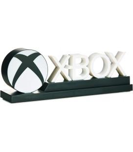 Xbox X Box - Lampada - Batterie o Usb - 10x31 Cm - 12x2,75 inch- Videogame Console- Paladone Products - Lamp light