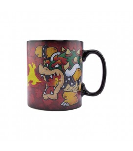 Tazza Magica Xl Bowser - Super Mario - 550 Ml - Paladone