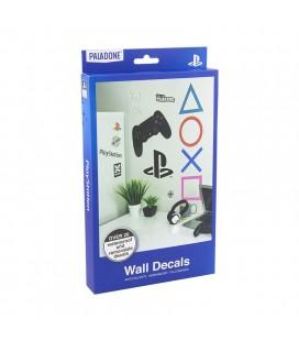 Set adesivi Sony Playstation - riposizionabili da parete - Paladone wall decals