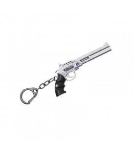 Portachiavi Con Pistola Automatica Del Nephilim Di Limbo City - 7,5 Cm - Pidak Shop