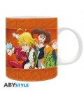 "THE SEVEN DEADLY SINS - MUG/TAZZA 320ML ""SINS"""