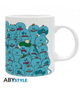 "RICK AND MORTY - MUG/TAZZA 320ML ""MEESEEKS"""